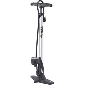 Red Cycling Products Big Air One Alu Pompa A Pedale, grigio/nero